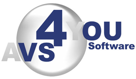 AVS4you Media software Suites