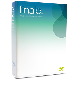 Finale Notation Software